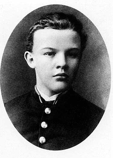 Всё о жизни Владимира Ильича Ленина