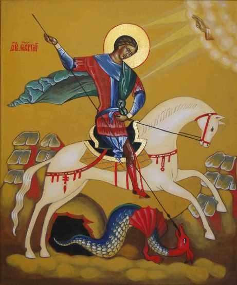 6 мая день святого Георгия Победоносца
