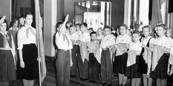 Клич пионеров: «Всегда будь готов!» 97 лет со дня создания Пионерской организации.