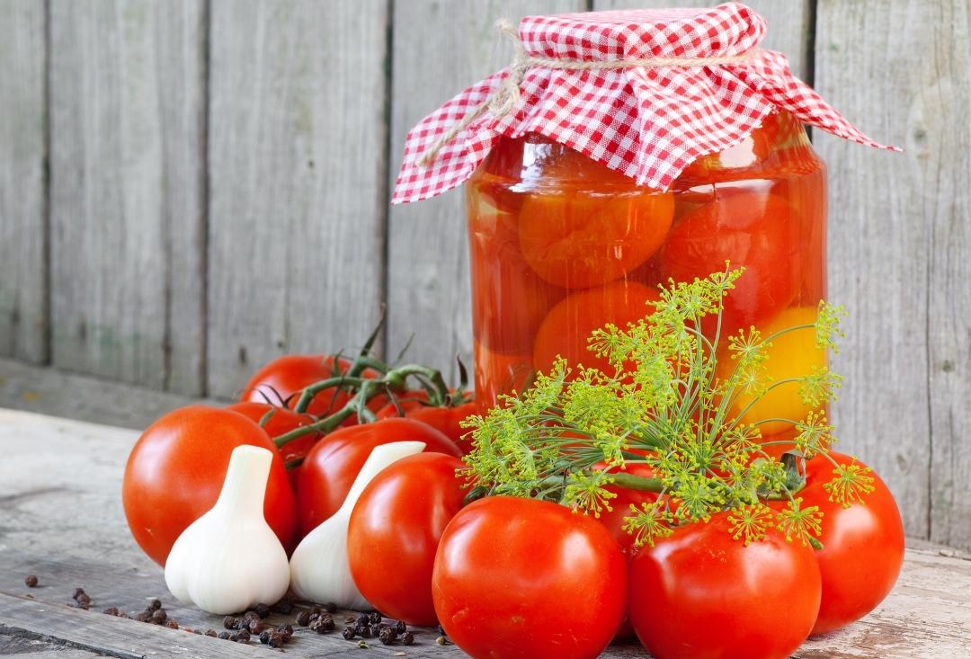 Лучшие рецепты заготовок из помидоров на зиму