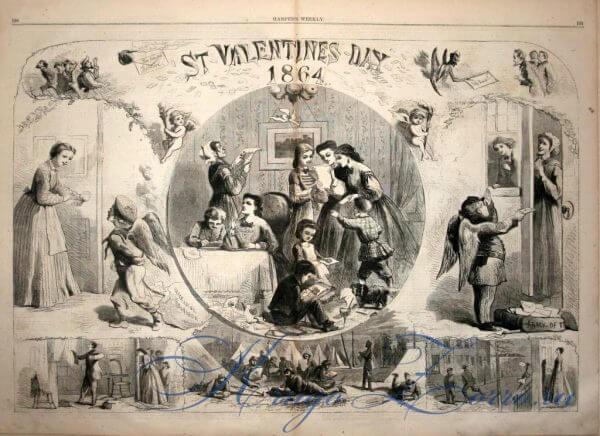 День Святого Валентина - история праздника