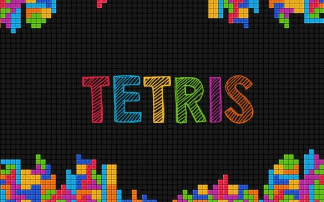 Изобретение тетриса