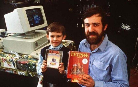 История изобретения тетриса