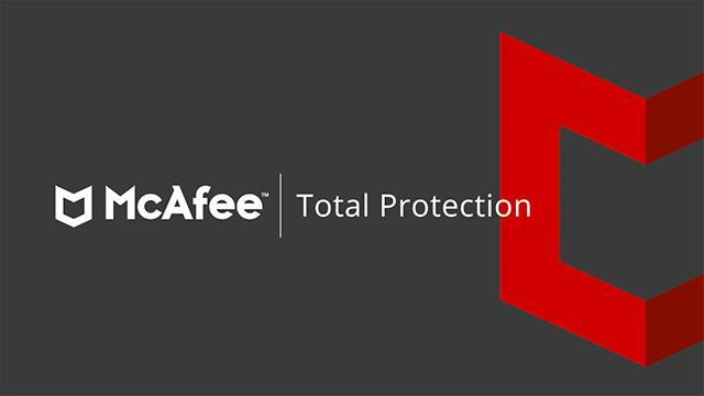 Антивирус McAfee Total Protection