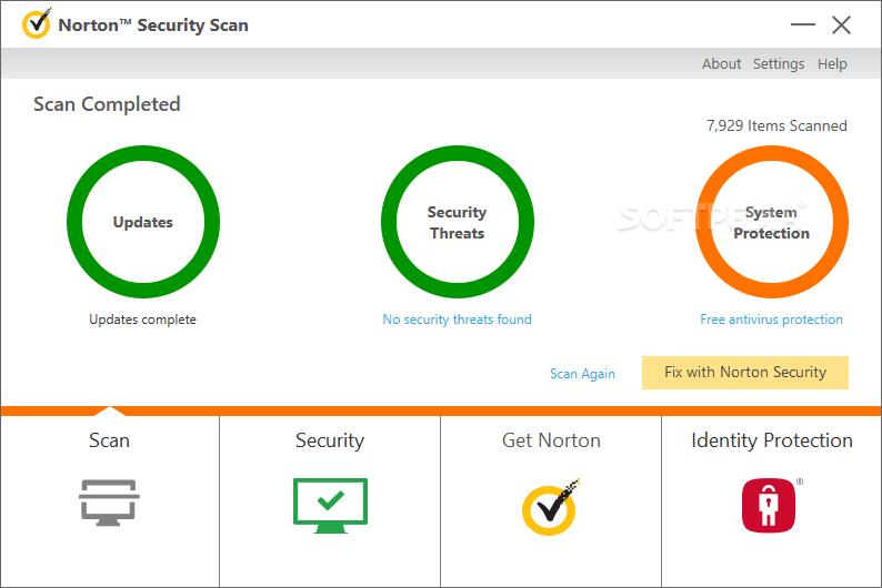 Антивирус Norton Security