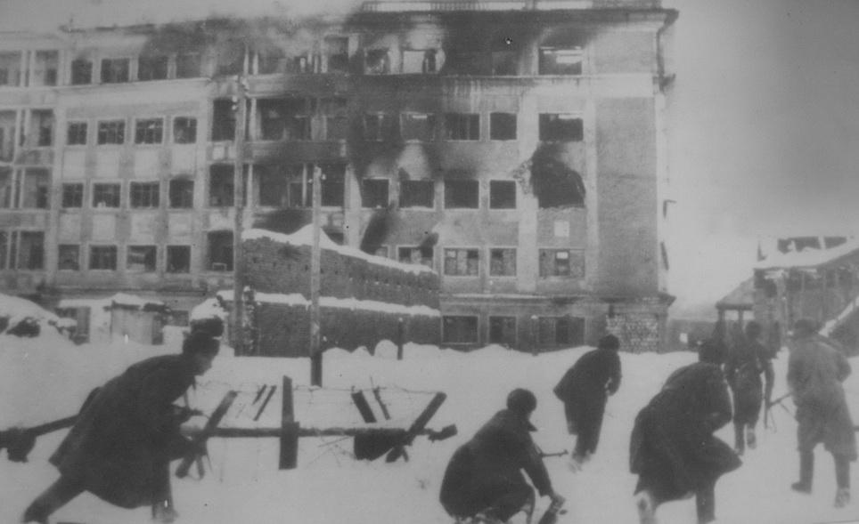 25 Января — День освобождения Воронежа!