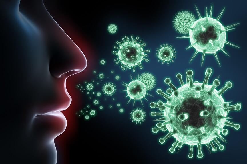 Как передается коронавирус от человека к человеку